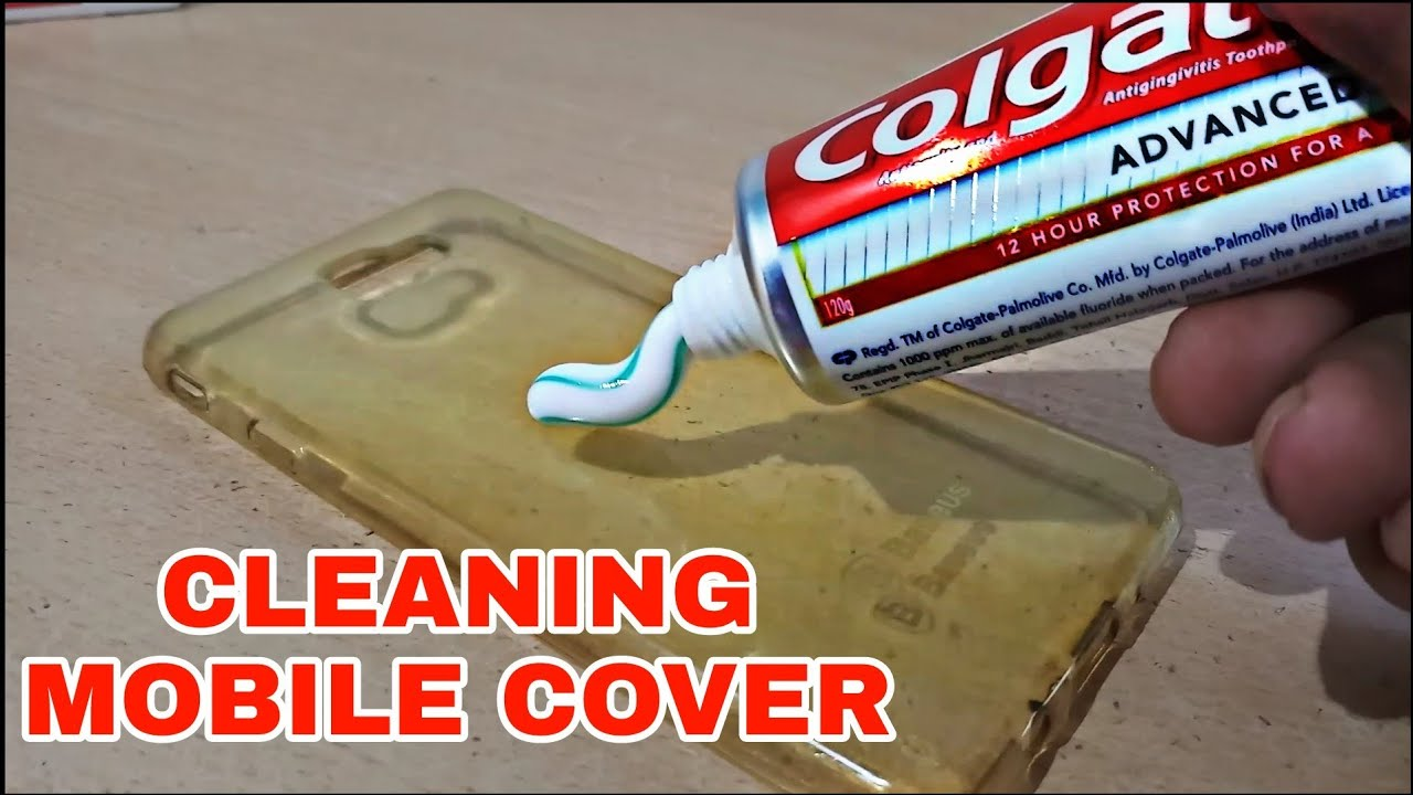 How to clean your Phone Case Simple and Easy Amazing ...