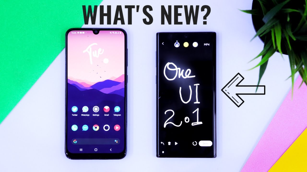 Purported Samsung Android 10 developer build shows a