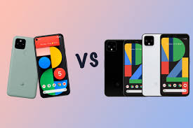 Google Pixel 5 and the Pixel 4a 5G