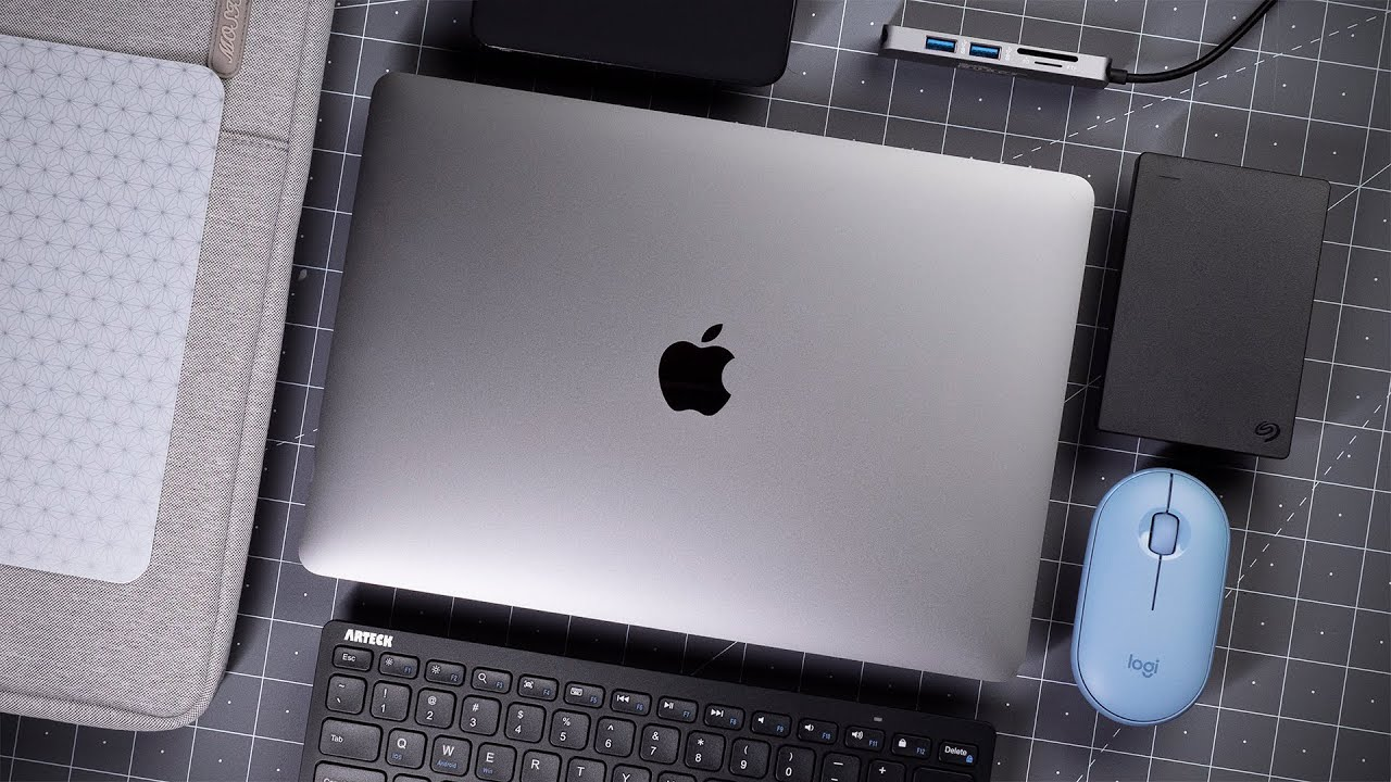The BEST Budget Accessories for YOUR M1 MacBook Air! - All ...