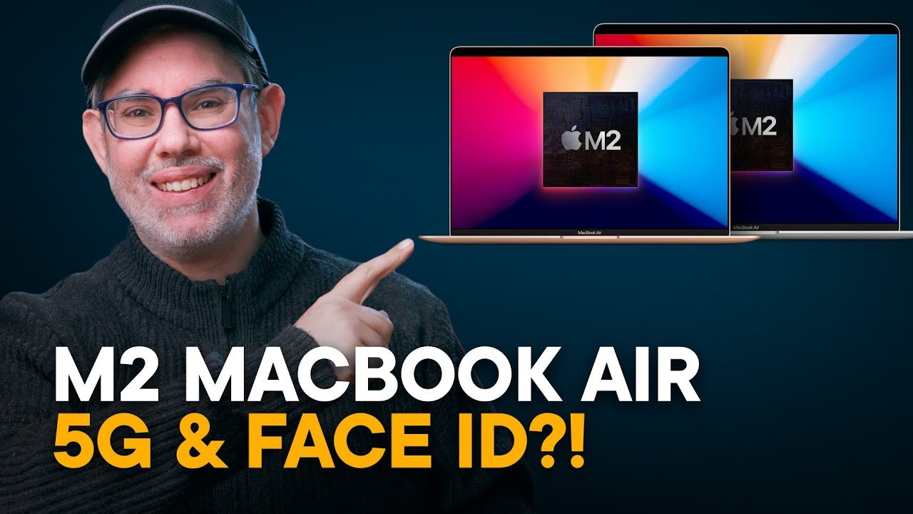 M2 MacBook Air, but with Face ID & 5G - All Tech News