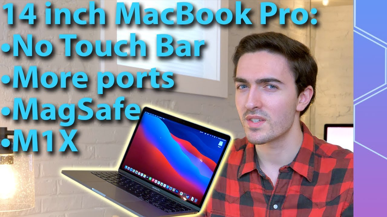 2021 MacBook Pro 14 & 16: more ports, NO Touch Bar, M1X ...
