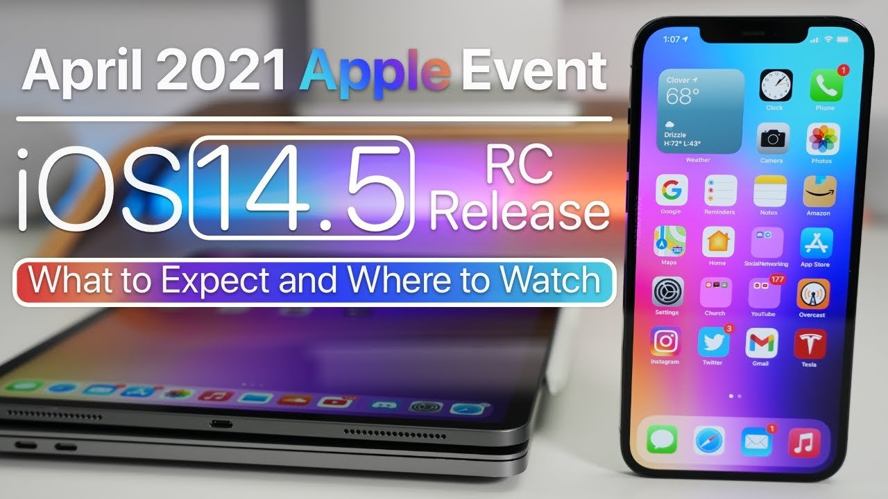 Apple Event April 2021 Announced - What to Expect, Where ...