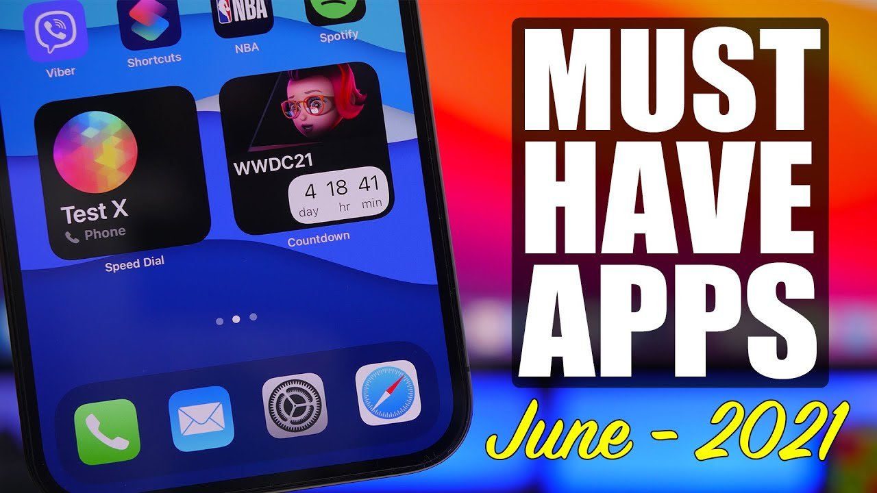 10 MUST Have iPhone Apps | June 2021 ! - All Tech News